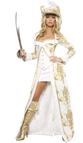 pirata-branca-e-dourada-luxo