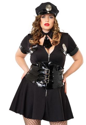 46473e2a0 Policial Feminina 1 Plus