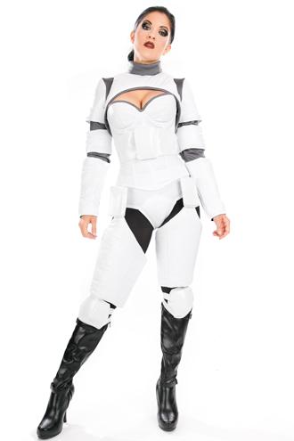 Fantasia Stormtrooper Feminina