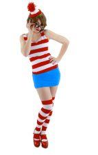 Fantasia Wally feminina