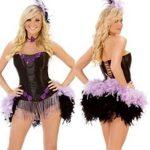 burlesque show girl